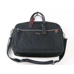Tumi Ballistic Nylon Shoulder Strap Laptop Bag